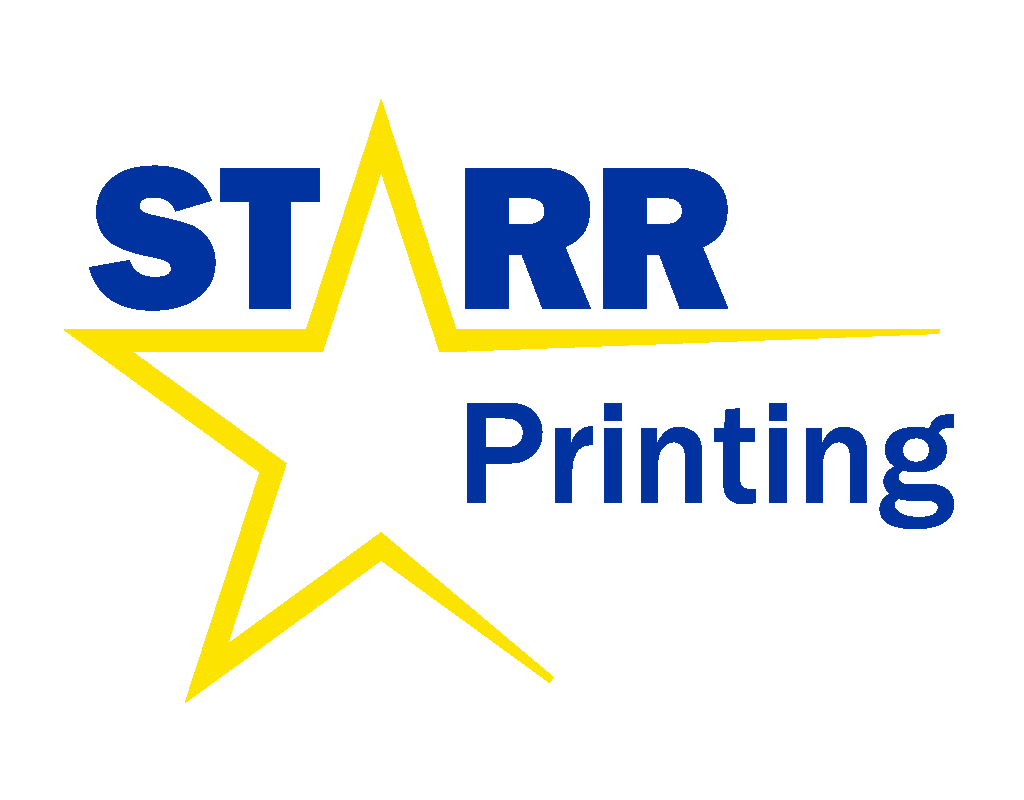 Starr Printing - Website Logo