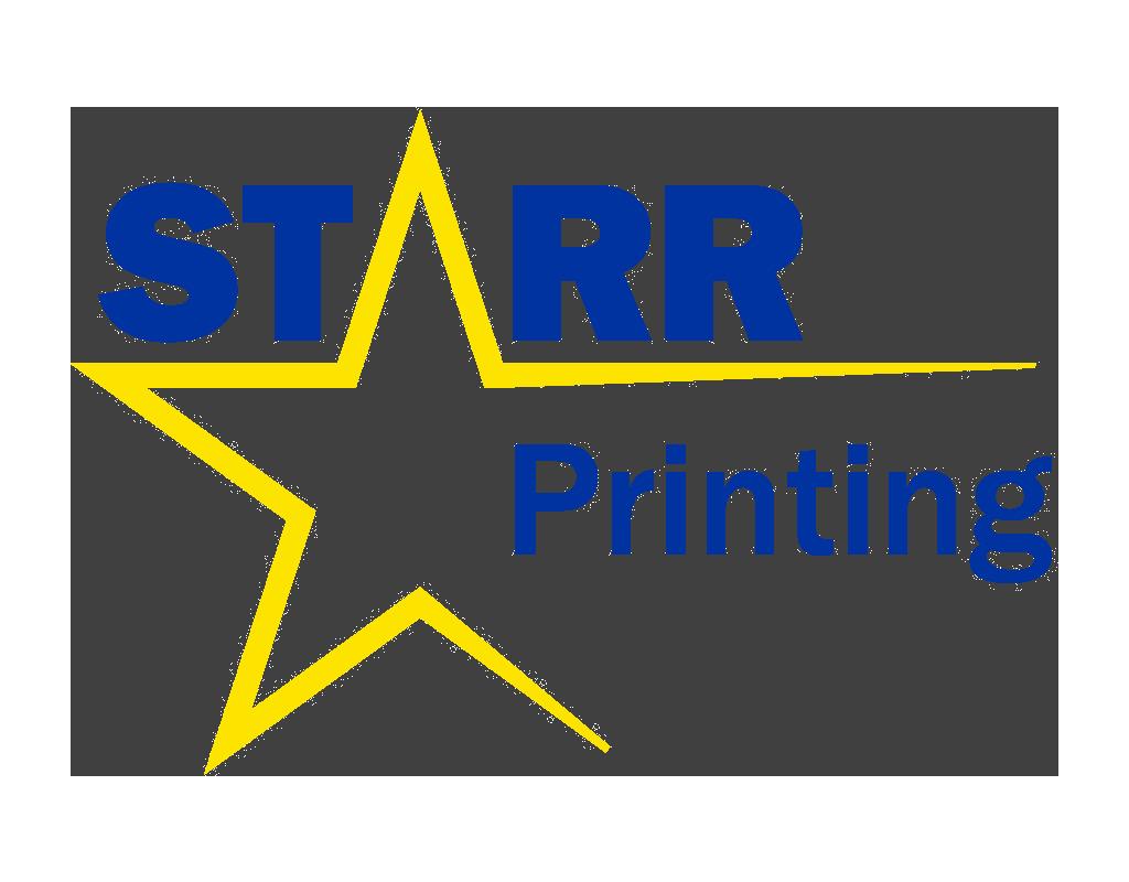 Starr Printing - Website Logo