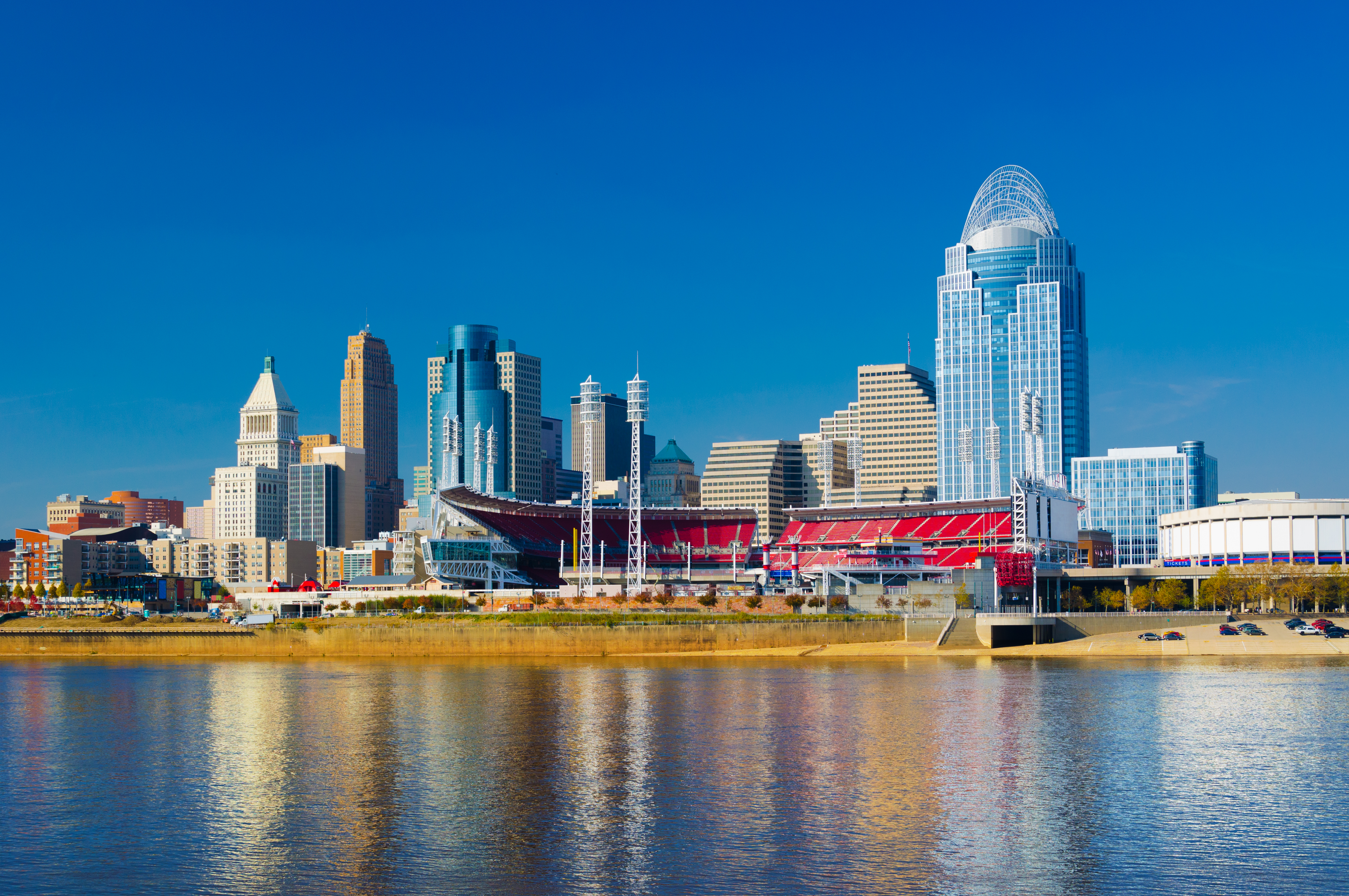 Image of the Cincinnati Skyline